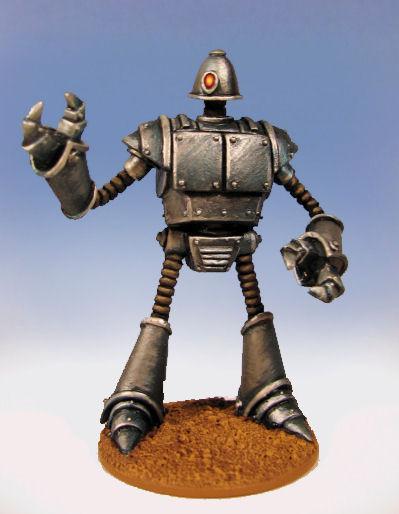 Retro Raygun: (Robot Legion) Warbot