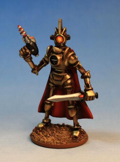 Retro Raygun: Centurion, Standing