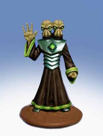 Retro Raygun: (Space Aliens) Cosmic Stranger