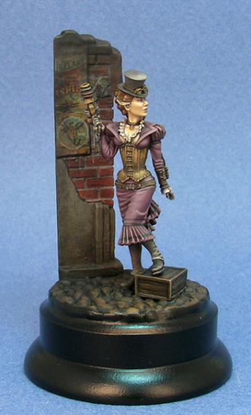 Visions In Fantasy: SteamPunk Jen Haley (Dark Sword 8th Anniversary)