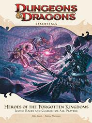 Dungeons & Dragons Essentials: Heroes of the Forgotten Kingdoms