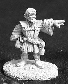 Dark Heaven Legends: Balto Burroewll Gnome Illusionist