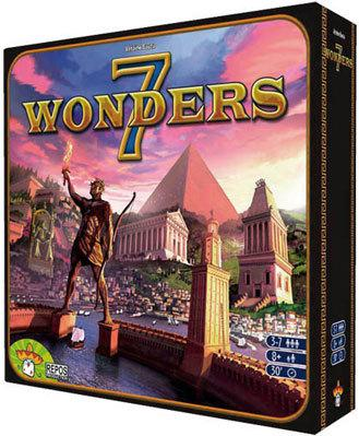 7 Wonders: Core Game