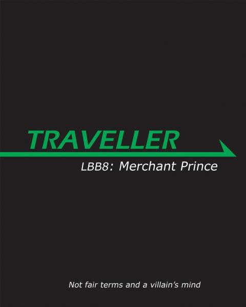 Traveller RPG - LBB7: Merchant Prince