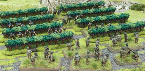 Battlefield in a Box - Scenery: Vineyards