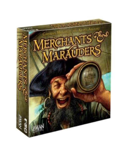 Merchants and Marauders: Core Game