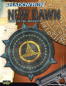 Shadowrun RPG 4th Edition: Dawn of the Artifacts 4