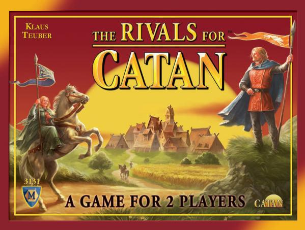 Rivals for Catan: Core Game