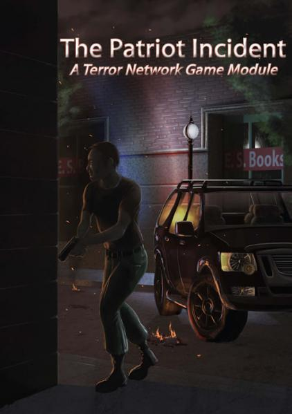 Terror Network RPG: The Patriot Incident