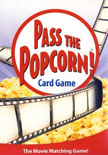Pass the Popcorn! The Card Game