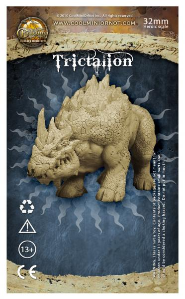 Enigma Miniatures 32mm Heroic Fantasy: Trictalion, Beast of Olath