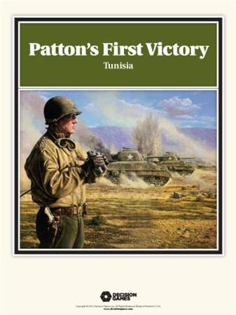 Folio Game Series: Patton's 1st Victory - Tunisia