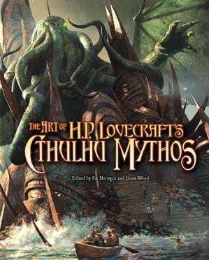 Art Books: The Art of H.P. Lovecraft's Cthulhu Mythos