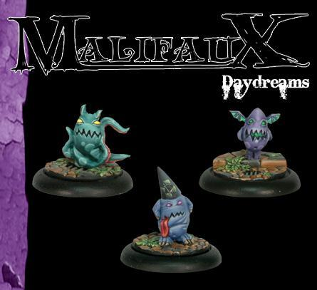 Malifaux 32mm: Day Dreams (3)