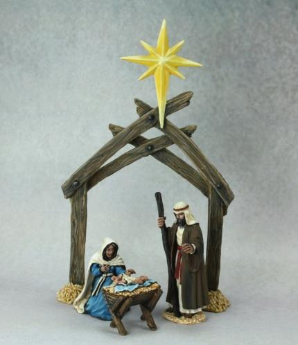 Special Edition Figures: The Nativity