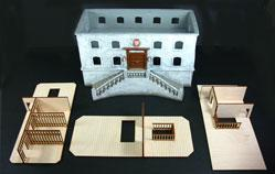 28mm Terrain: Governor's Palace Interior Kit