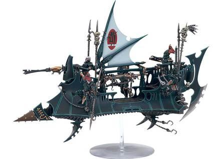 Warhammer 40K: Dark Eldar Raider Box Set (1)