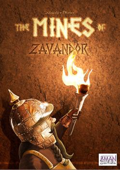 Mines of Zavandor: Challenge of the King