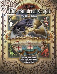 Ars Magica RPG: The Sundered Eagle - The Theban Tribunal