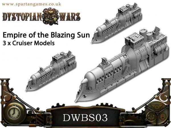 (Empire Of The Blazing Sun) Cruiser (3)