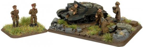 Flames of War - British: Monty & Objective (Early)