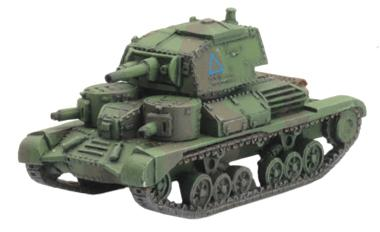 Flames of War - British: A9 Cruiser MkI