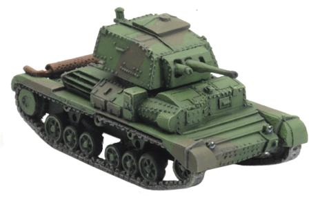 Flames of War - British: A10 Cruiser MkII