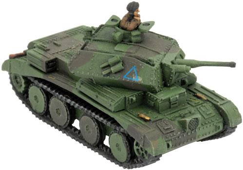Flames of War - British: A13 Cruiser MkIV