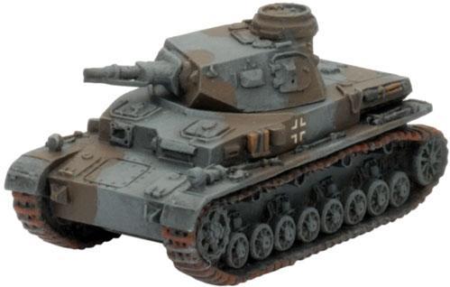 Flames of War - German: Panzer IV D