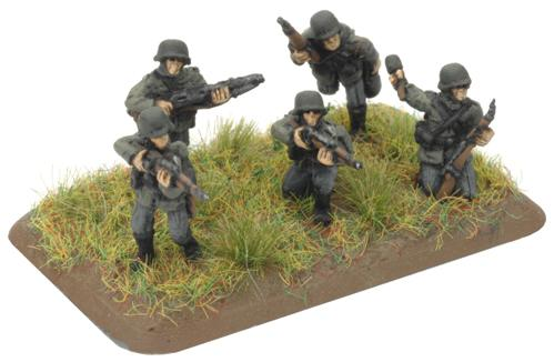 Flames of War: (German) Schutzen Infantry Platoon