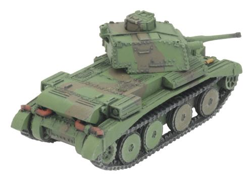 Flames of War - British: A13 Cruiser MkIII
