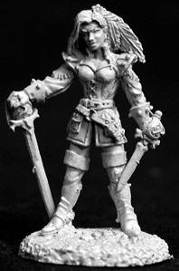 Dark Heaven Legends: Maria Roseblade Female Swashbuckler [DISCONTINUED by RPR 10723]