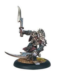 (Legion Of Everblight) Bayal, Hound Of Everblight Hex Hunter Officer (1)