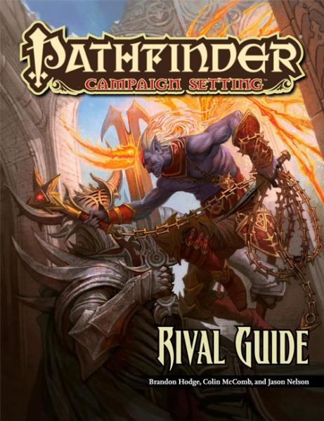 Pathfinder Campaign Setting: Rival Guide