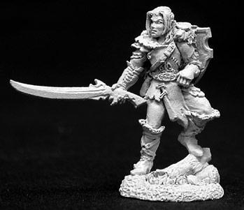 Dark Heaven Legends: Tolan, Male Druid