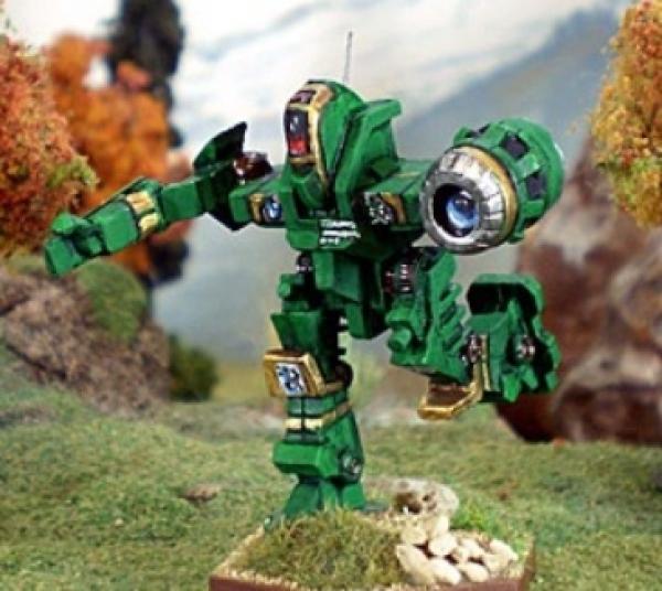 BattleTech Miniatures: Koschei KSC-31 Mech (TRO 3075)