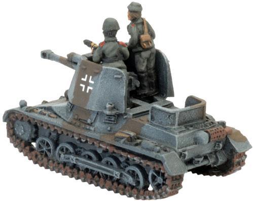 Flames of War - German: Panzerjager I