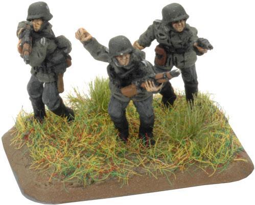 Flames of War - German: Machine-gun Platoon