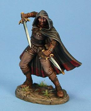 Visions In Fantasy: Male Dual Wield Assassin