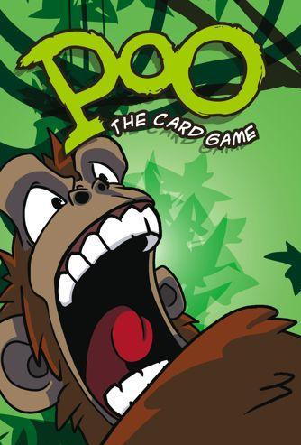 Poo! The Card Game (2nd Edition)