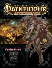 Pathfinder Adventure Path: Broken Moon (Carrion Crown 3 of 6)