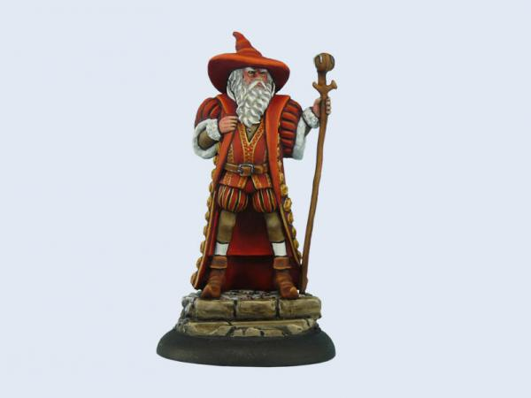 28mm Discworld Miniatures: Discworld Senior Wrangler (1)