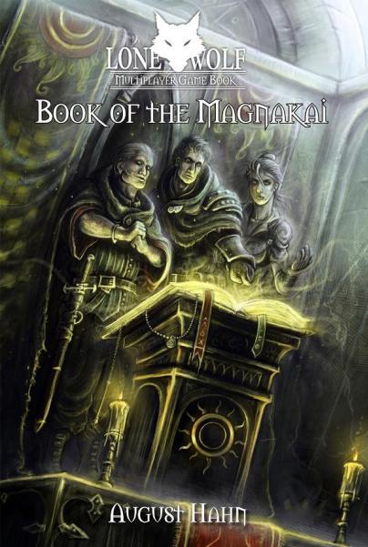 Lone Wolf: Book of the Magnakai