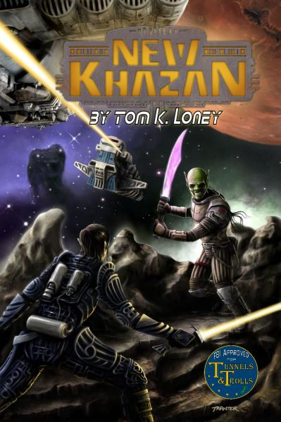 Troll Tunnels: New Khazan