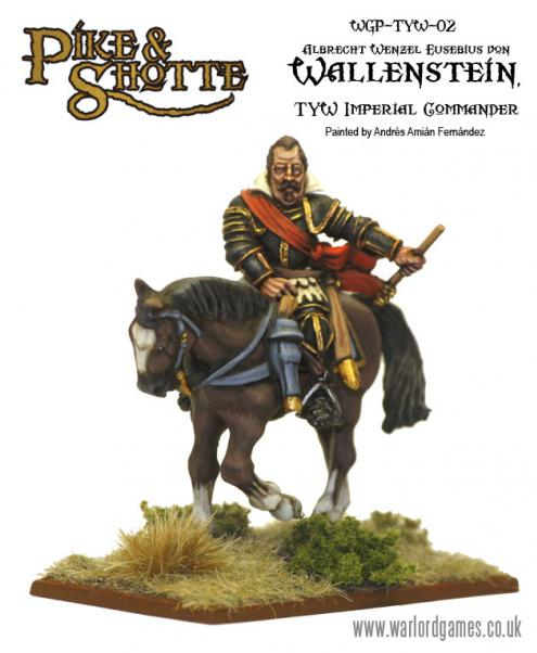 28mm Pike & Shotte - Wallenstein