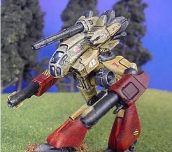 BattleTech Miniatures: Marauder IIc Mech