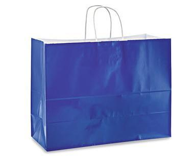 Christmas Gift Wrap: Gift Bag w/Tissue (16x6x12)