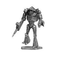 BattleTech Miniatures: Wraith Mech