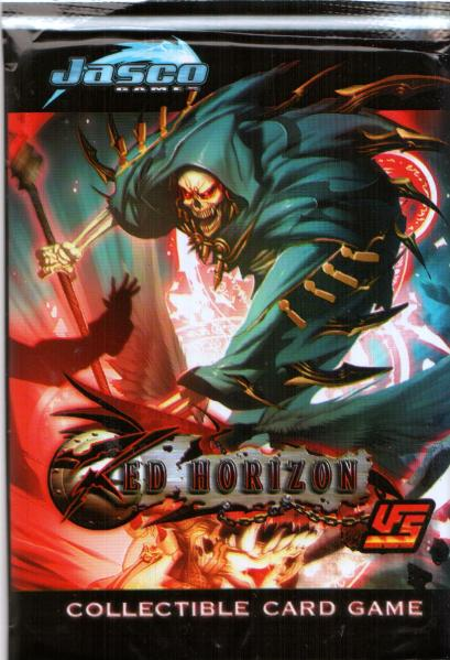 UFS CCG: Red Horizon Booster Pack (1)