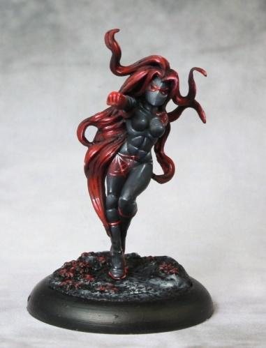 Chronoscope: The Blood Widow